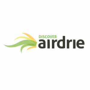 Discover Airdrie logo